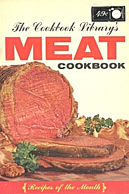 Cookbook Library's Meat Cookbook