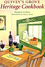 Quivey's Grove Heritage Cookbook Signed (Image1)