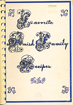 Favorite Amish Family Recipes