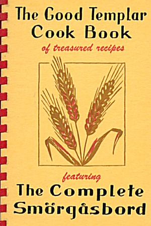 Good Templar Cookbook Featuring The Complete