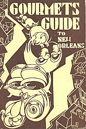 Gourmet's Guide to New Orleans (Image1)