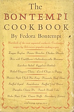 The Bontempi Cookbook