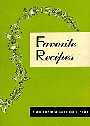 Favorite Recipes Slovenian & Other Old World Dishes