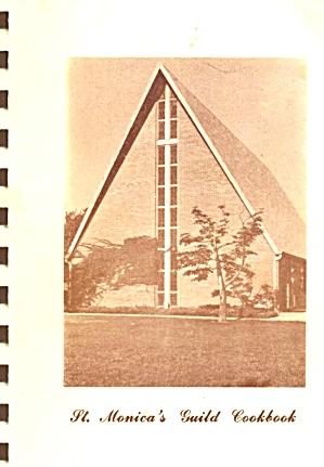 Saint Monica's Guild Cookbook (Image1)