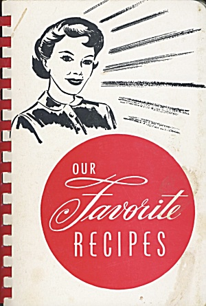 Our Favorite Recipes by the Ladies of St. John's Ev.  (Image1)