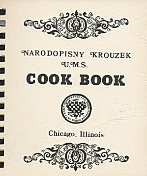 Narodopisny Krouzek UMS Cookbook (Image1)