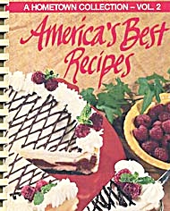 Hometown Collection America's Best Recipes Vol. 2 (Image1)