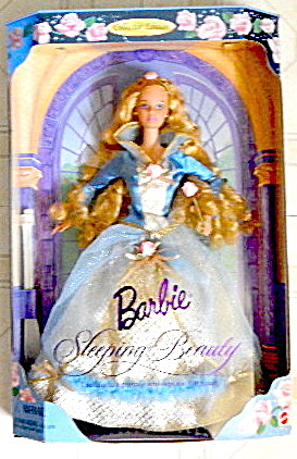 Sleeping Beauty Barbie Collector Edition