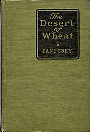 The Desert of Wheat (Image1)