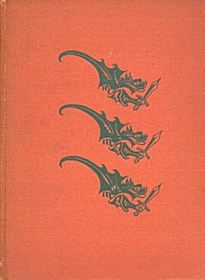 Book Of The Three Dragons