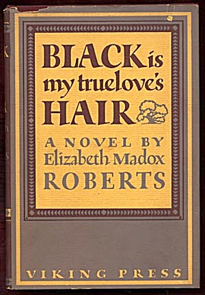 Vintage Black is my Truelove's Hair (Image1)