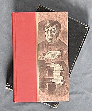 Jane Eyre Heritage Press in Box Cover (Image1)