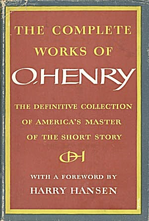 The Complete Works Of Ohenry