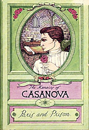 The Memoirs Of Casanova Set Of 5