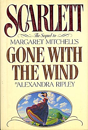 Scarlett Sequal To Gone With The Wind