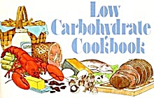 Low Carbohydrate Cookbook (Image1)