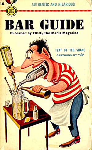 Bar Guide Published by True, The Man's Magazine (Image1)