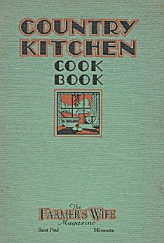 Country Kitchen Cook Book