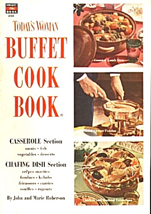 Today's Woman Buffet Cook Book