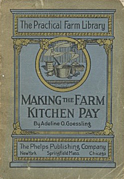 Making The Farm Kitchen Pay