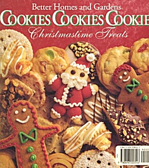 Cookies Any-day Treats/christmastime Treats