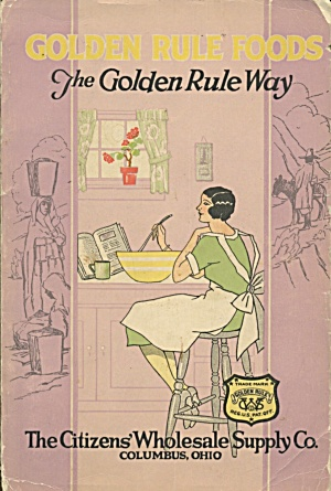 The Golden Rule Way Promotional Cookbook (Image1)