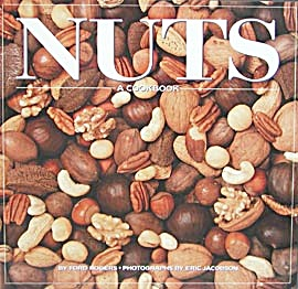 Nuts a Cookbook (Image1)