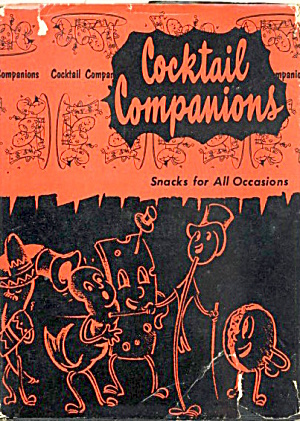 Cocktail Companions Snacks For All Occasions (Image1)