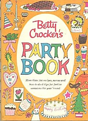 Betty Crocker Party Cookbook (Image1)