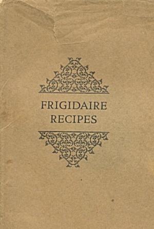 Frigidaire Recipes (Image1)