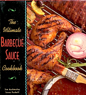 The Ultimate Barbecue Sauce Cookbook