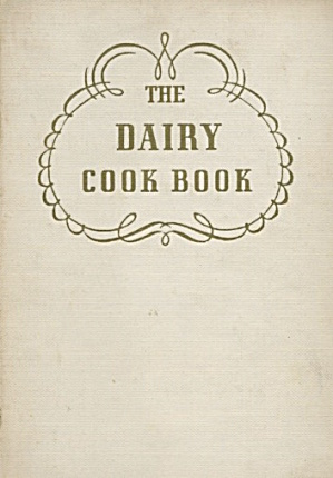 The Dairy Cook Book