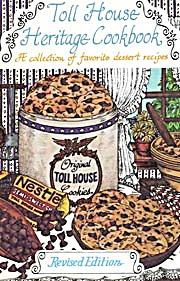 Toll House Heritage Cookbook (Image1)