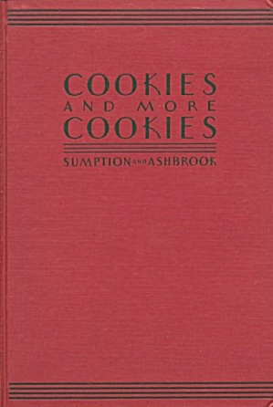 Cookies And More Cookies: Recipes From Many Nations