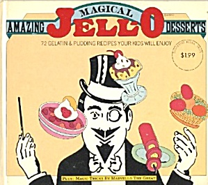 Amazing Magical Jell-o Desserts