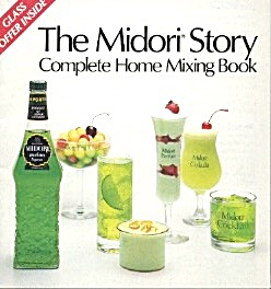 The Midori Story Complete Home Mixing Book (Image1)