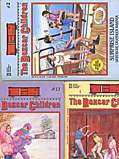 The Boxcar Children 3 Books (Image1)