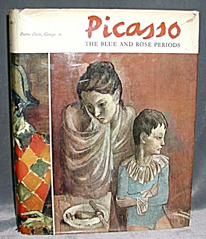 Picasso, The Blue & Rose Period (Image1)