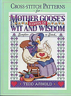 Mother Goose's Words of Wit & Wisdom Samplers to Stitch (Image1)