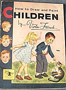 Vintage How to Draw and Paint Children (Image1)