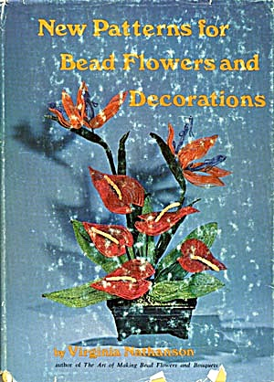 New Patterns for Bead Flowers and Decorations (Image1)