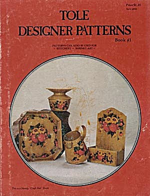 Tole Designer Patterns Transferable (Image1)