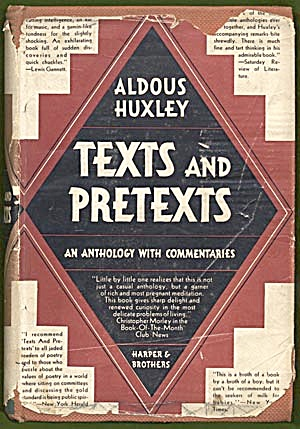 Texts And Pretxts (Image1)