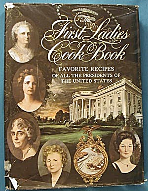 First Ladies Cook Book (Image1)