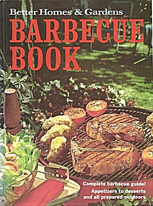 Better Homes & Gardens Barbecue Book (Image1)