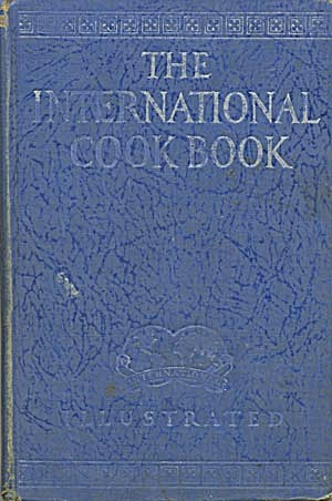 The 1929 International Cook Book
