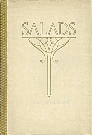 Two Hundred Recipes For Making Salads (Image1)