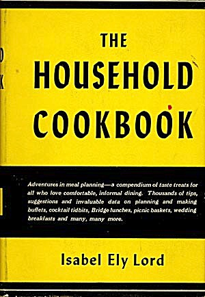 The Household Cookbook (Image1)
