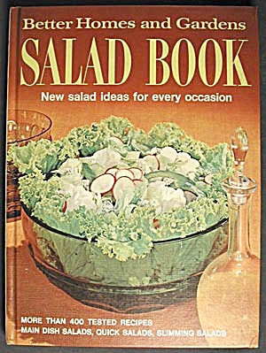 Better Homes And Gardens Salad Book New Salad Ideas