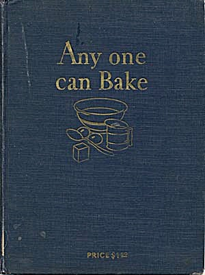 Any One Can Bake